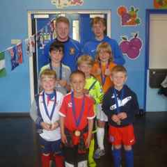 Lions in the Community Summer Soccer School 3rd - 5th August 2016