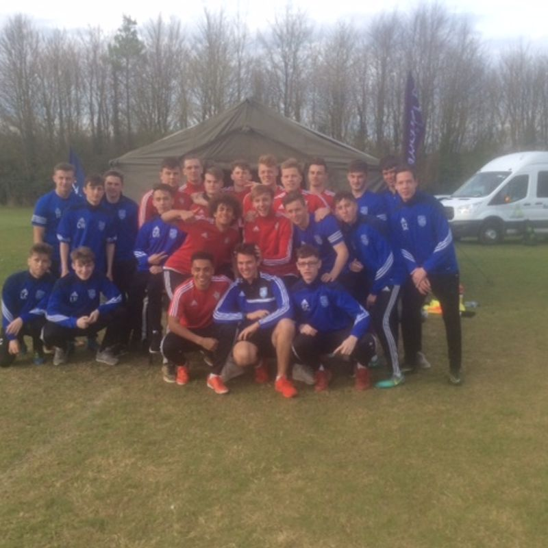 Andover Town Schools Tournament 2017