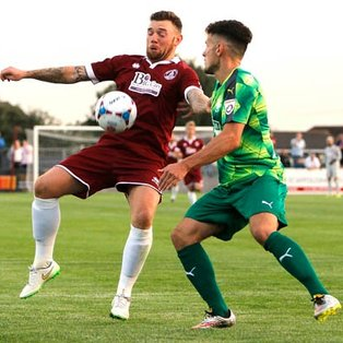 Clarets Suffer Last Minute Heartbreak