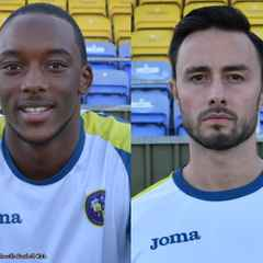 Mullings and Blanchett Become Stringer's First New Signings