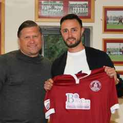 Six Make Clarets Stay Official