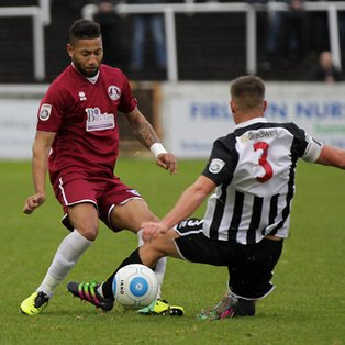 Clarets to battle with Bath for FA Cup spot again