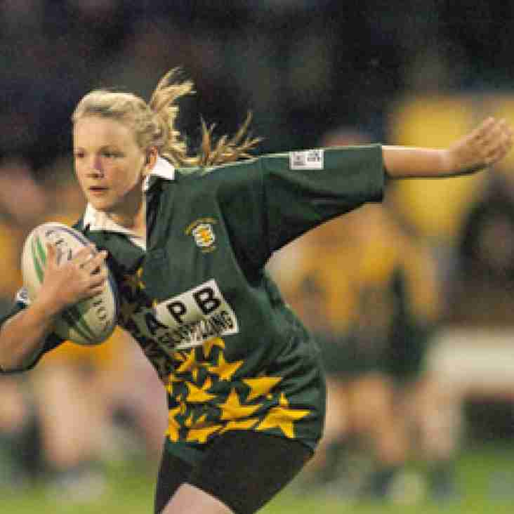 Touch Rugby For Girls and Ladies starts this week!