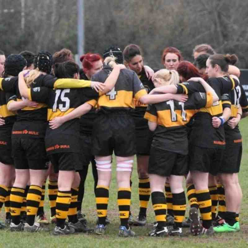 Wasps V Leigh