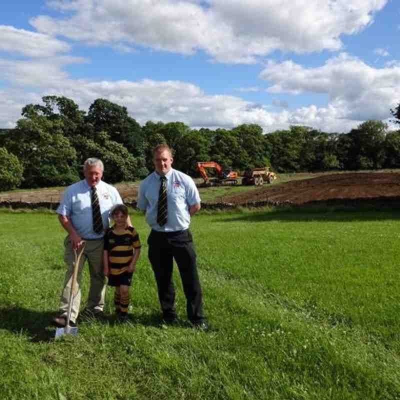 Timeline move to the new home of Kendal RUFC - New photos being added all the time!