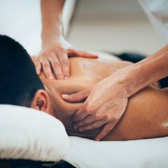 Soft Tissue Massage and Treatment available to club members