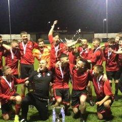 U18's League Cup Final
