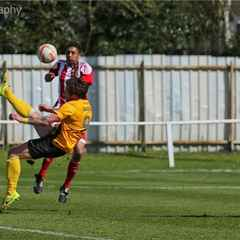 Mildenhall Town FC 0 vs Felixstowe & Walton 1