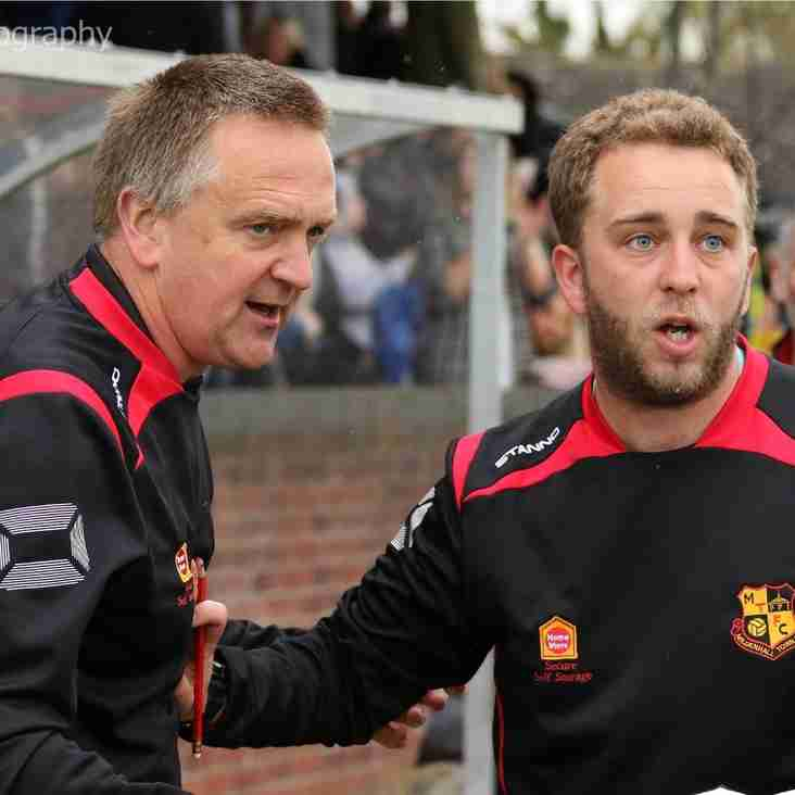 Dean Greygoose: Mildenhall Town boss impressed with Cambridge United displays