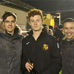 MTFC 6 - Thetford Town FC 0 [League Cup]