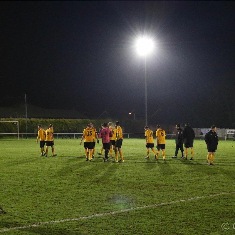 MTFC 2 vs Thetford Town 0