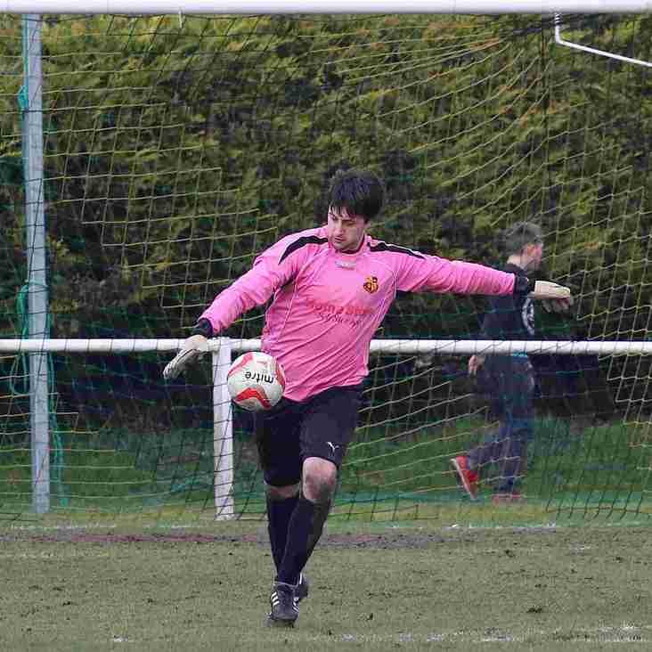 Former goalkeeper Josh Pope has joined neighbouring Soham Town Rangers