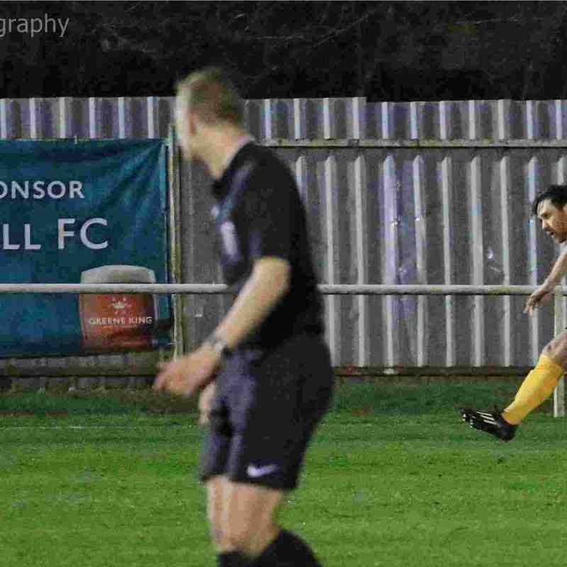 MTFC 5 vs Haverhill Rovers 0 [Cup]