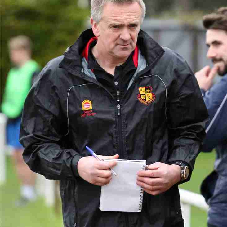 Dean Greygoose: Mildenhall Town boss pleased with valuable minutes against Haverhill Borough
