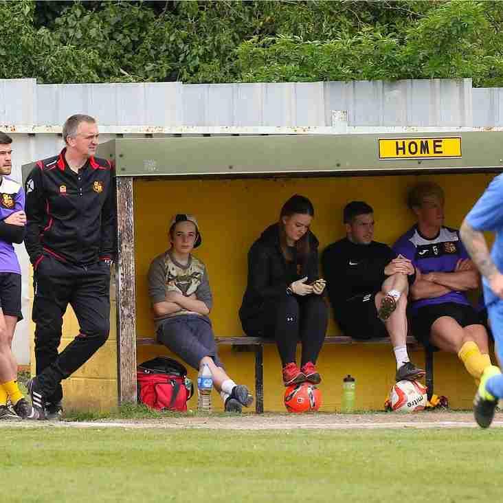 Dean Greygoose: Haverhill Borough friendly exciting as season draws nearer