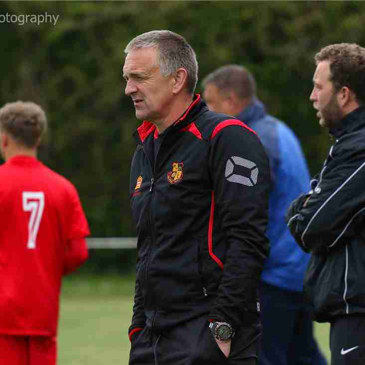 Dean Greygoose: Mildenhall Town display in draw at Newmarket Town another step forward