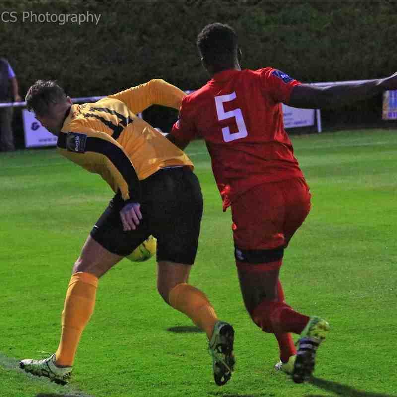MTFC 2 vs AFC Sudbury 4 [Cup]