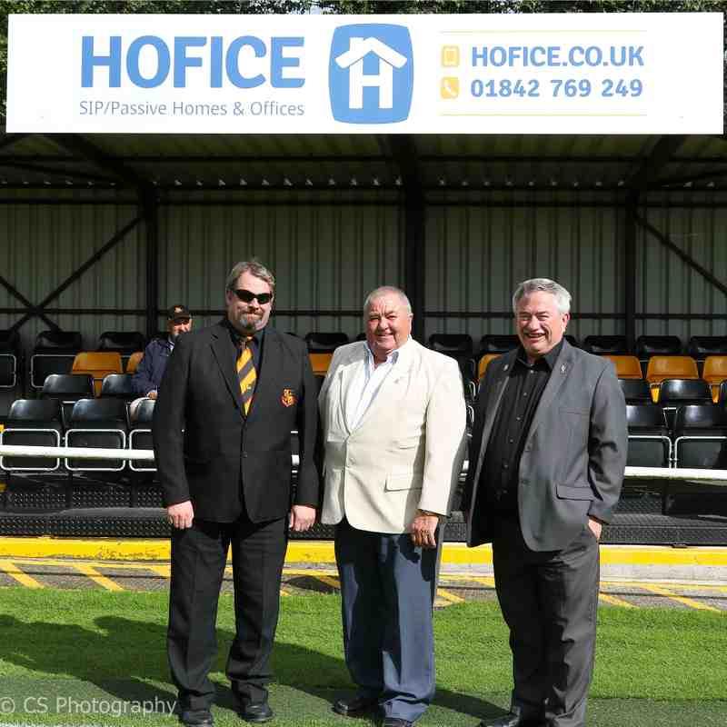 MTFC 1 vs Haringey Borough