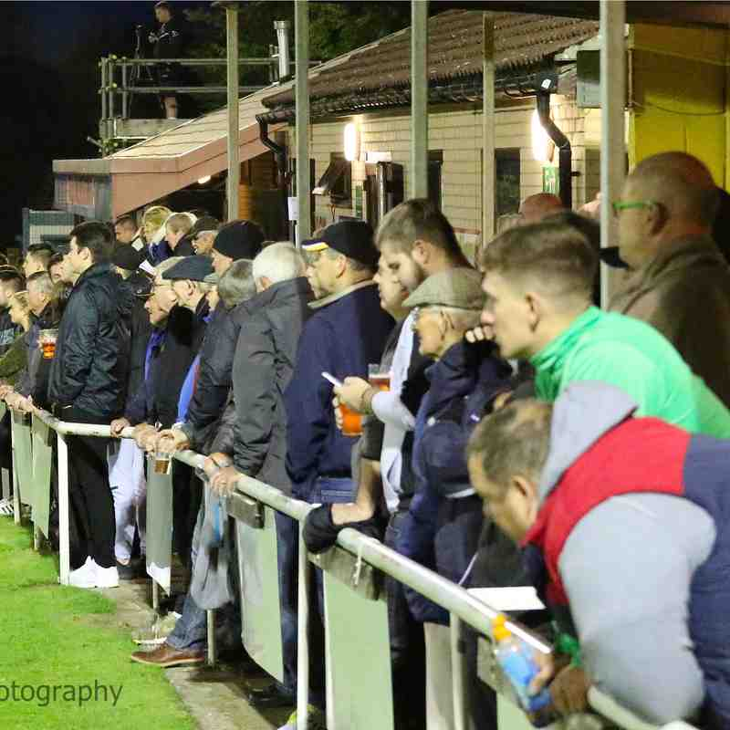 MTFC 2 vs Soham Town Rangers 1
