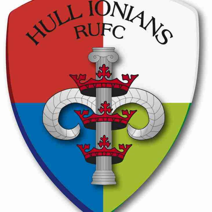 Hull Ionians Holdings Board Charity Pre Match Lunch