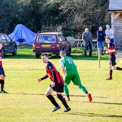 Hambleodn v Yateley Reserves 18.2.17