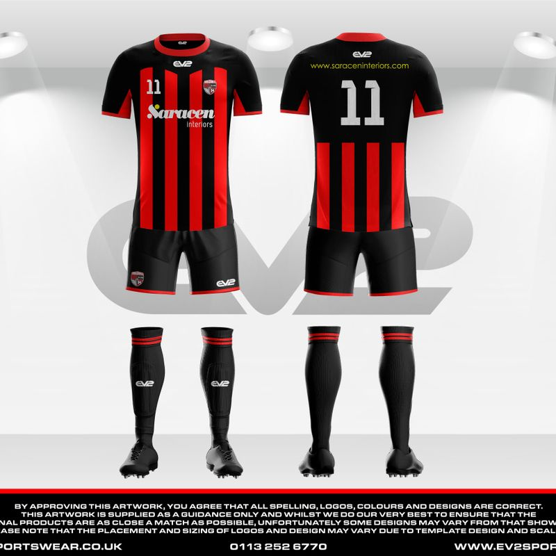 New Kit and Sponsor for Hambledon 1st XI