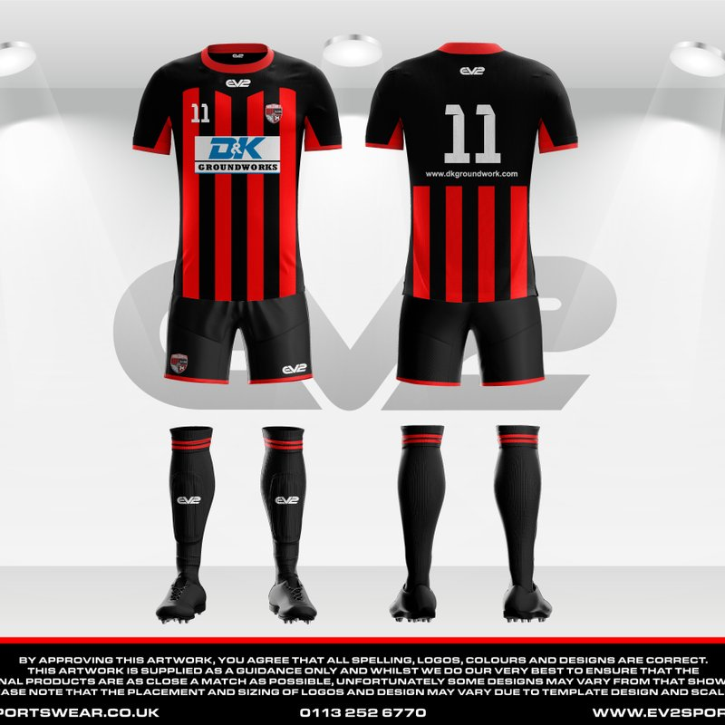 New Sponsor and Kit for Hambledon Reserves