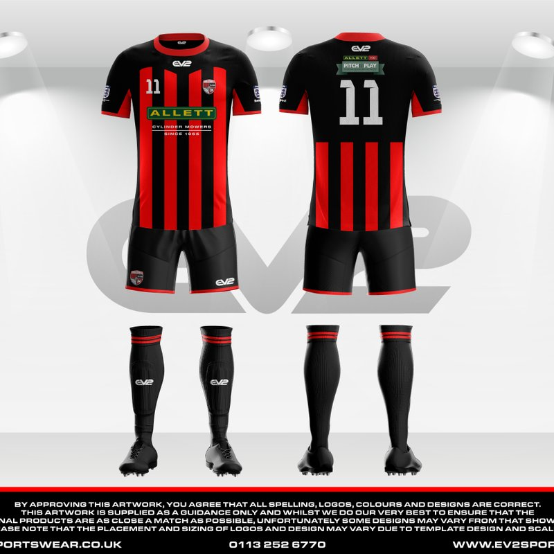 New Proposed Kit Sponsored by Allet Mowers