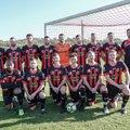 1st Team beat Parkside 3 - 4