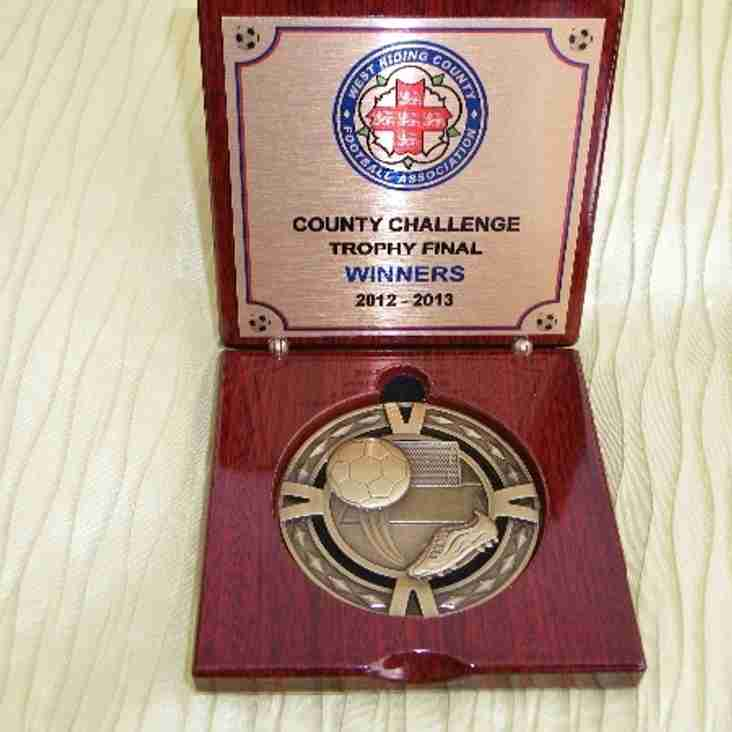 WEST RIDING COUNTY TROPHY