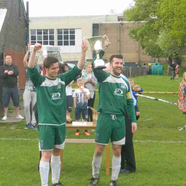 DISTRICT CUP WINNERS