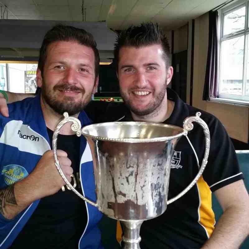 KELLS DISTRICT CUP WINNERS 2015-6