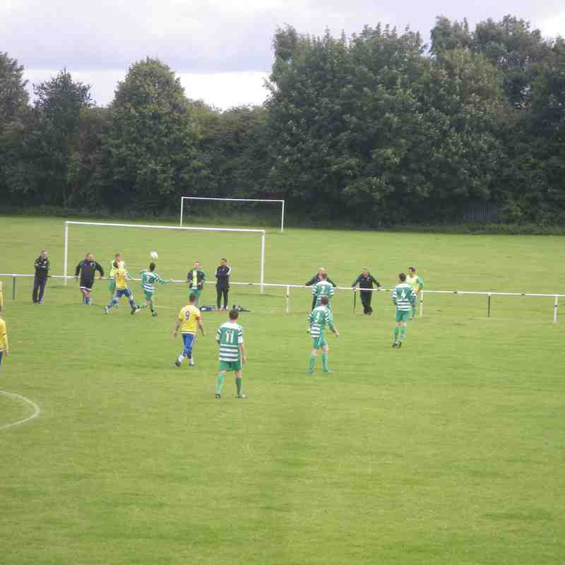 KELLS V KNARESBOROUGH CELTIC 2017-8