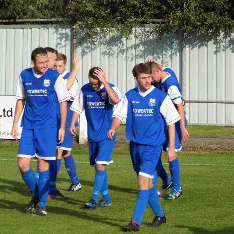 FA Vase 2nd Q round v West Didsbury & Chorlton