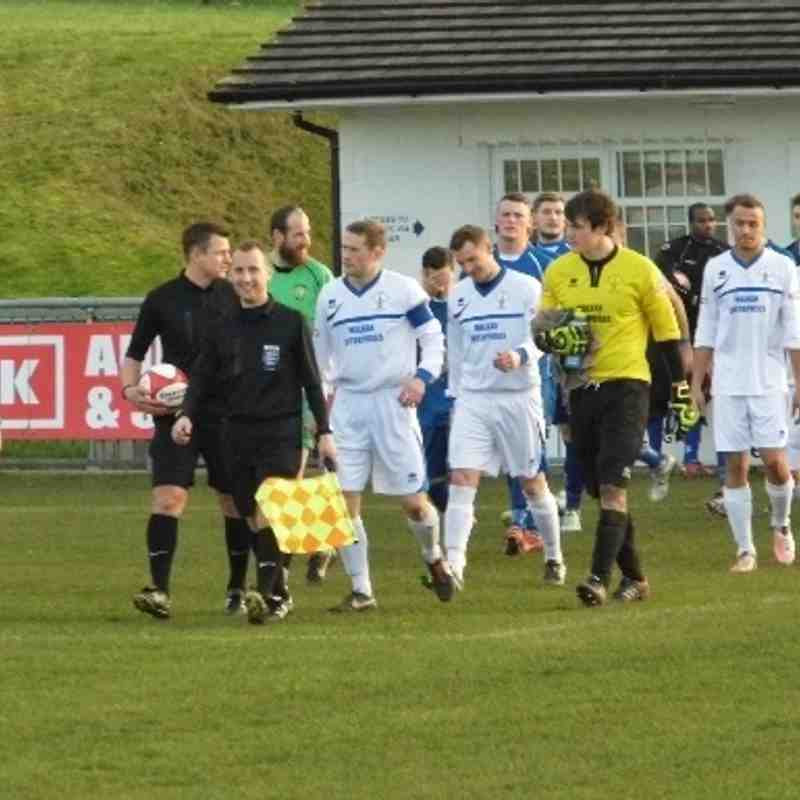 Rainworth v Sutton Coldfield [mr] 21/12/2013