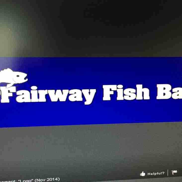 New away kit sponsor