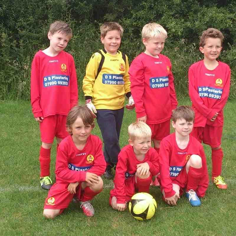 U7 2012/13 Kidlington Tournament