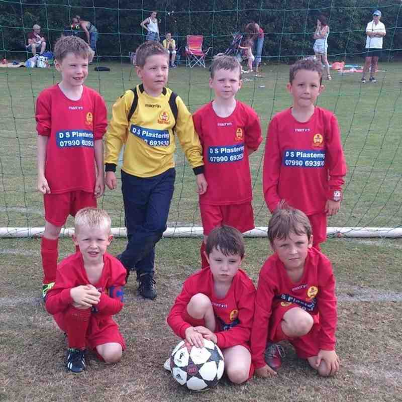 U7 2012/13 Bloxham Tournament