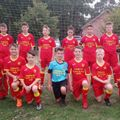 Bullingdon Warriors 4 - Banbury United 2