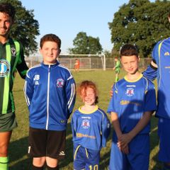 Raynes Park Vale Vs AFC Wimbledon (Tuesday 19th July 2016)