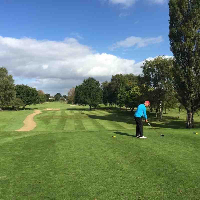 Brooklands Golf Day 2015