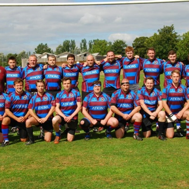 1st XV lose to Sleaford 26 - 14