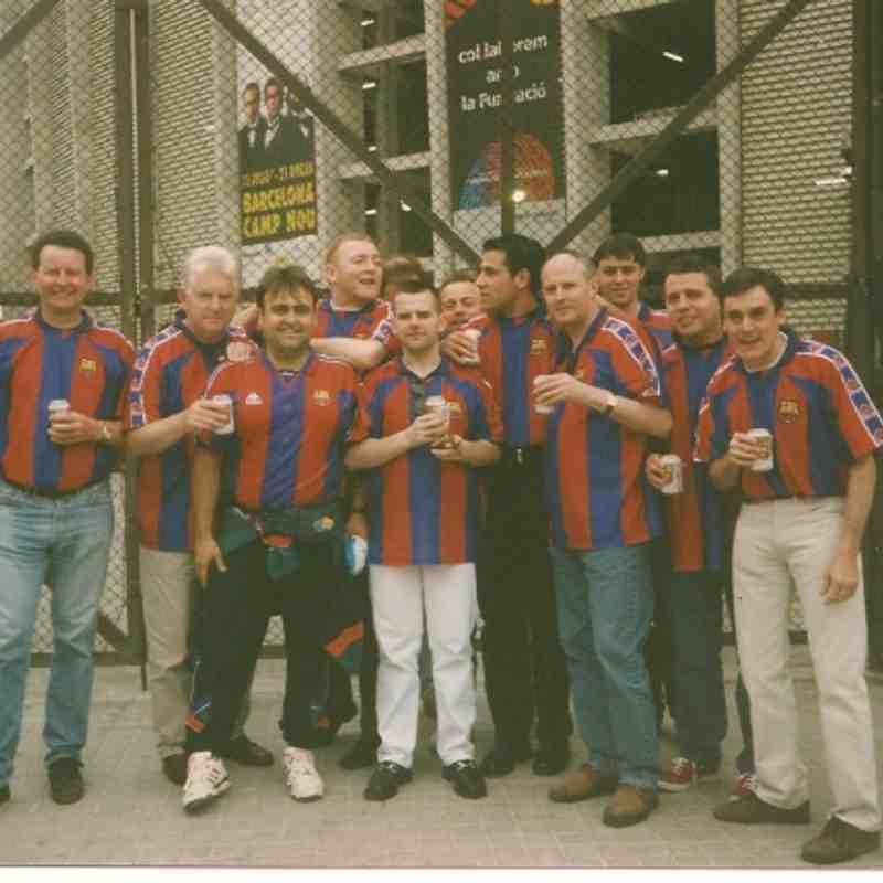 Barcelona Tour 97