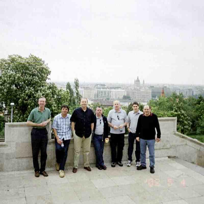 Top men in Budapest