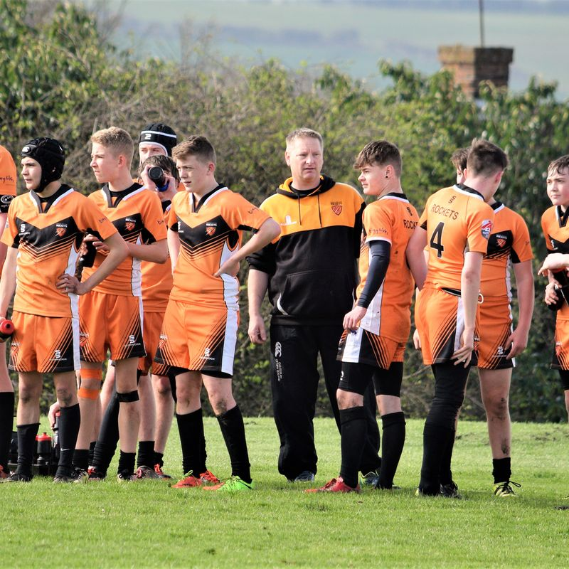 Cramlington Rockets RLFC  -  Catterick Crusaders