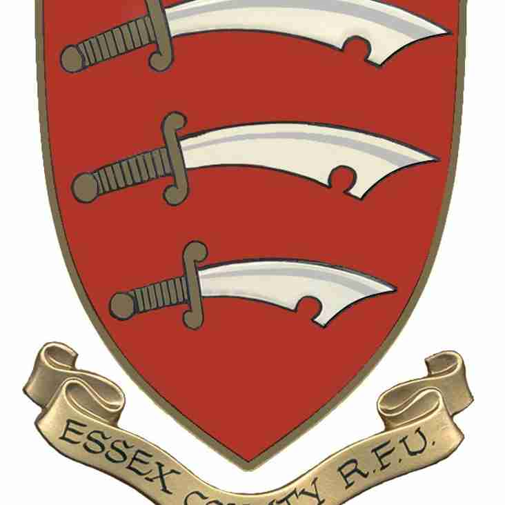 Essex Presidents Shield Final - 22nd April