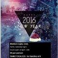 New Years Eve at Maldon RFC