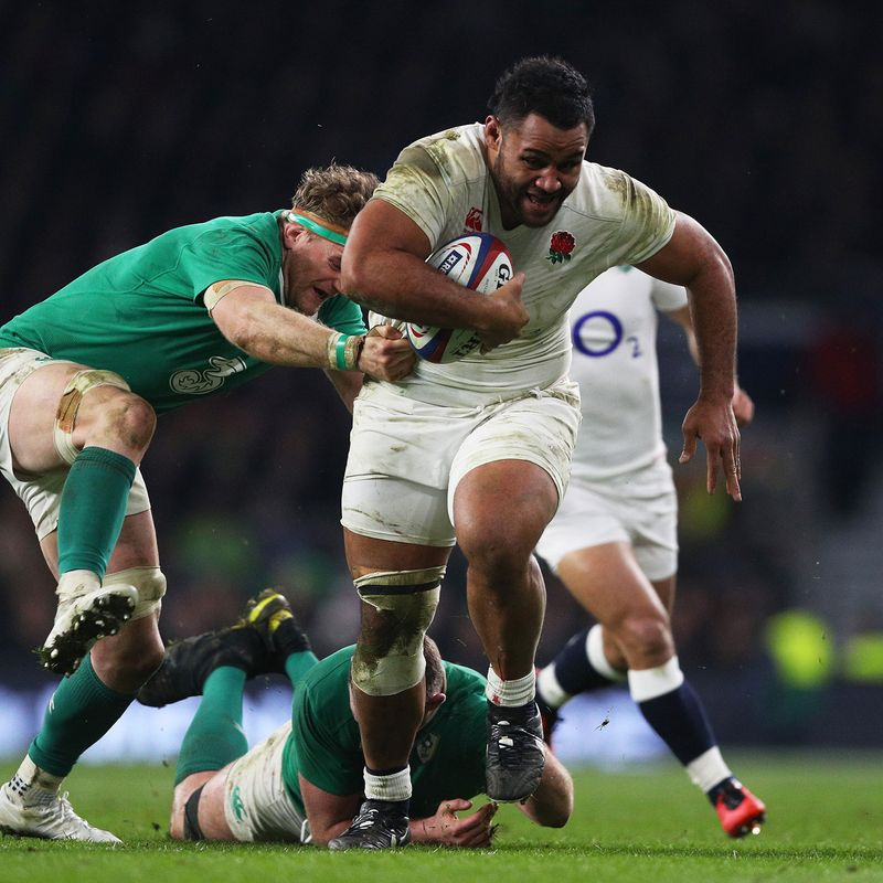 6 Nations at Maldon RFC: Ireland vs England