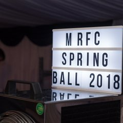 Maldon RFC Fundraiser Ball 2017/18 Season - Informal pics pt 1 of 3