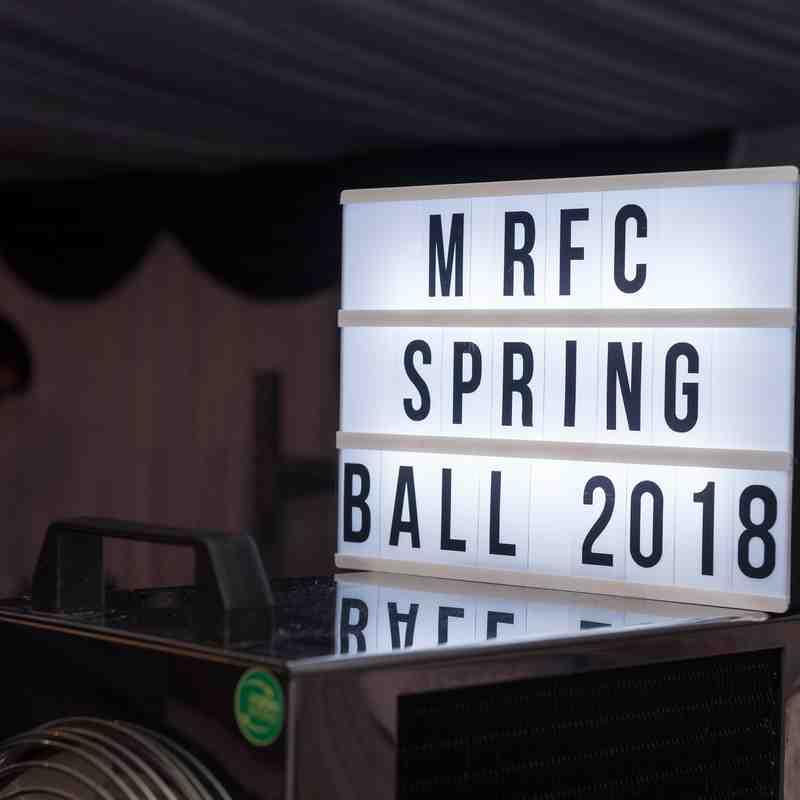 Maldon RFC Fundraiser Ball 2017/18 Season - Informal pics pt 1 of 3
